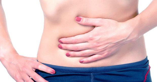 Молочница в желудке симптомы