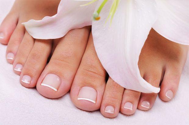 Грибок на ногтях в домашних условиях лечение