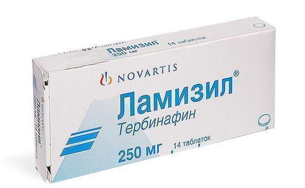 Таблетки от грибка на стопах ног 6