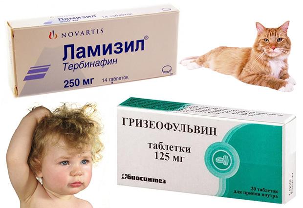 Противогрибковые антибиотики