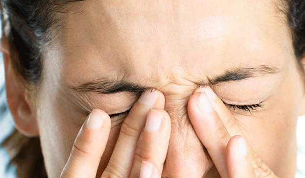 Симптомы грибкового заболевания глаз