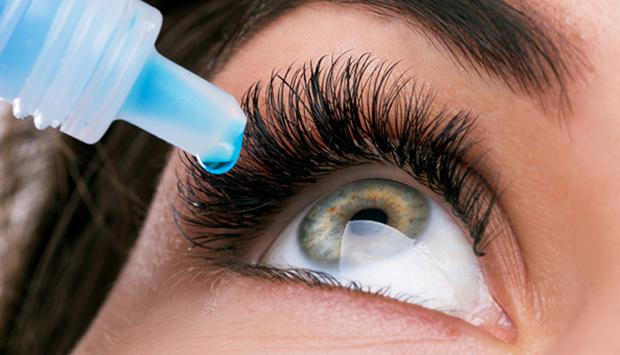 Лечение грибковых поражений глаз