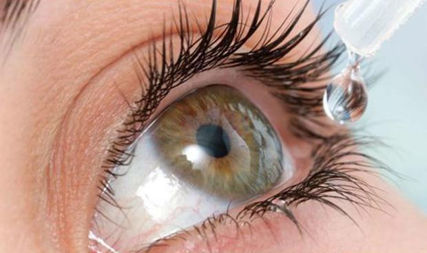 Лечение микоза глаз противогрибковыми каплями