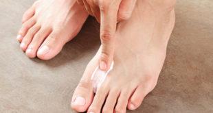Лечения грибка между пальцами ног
