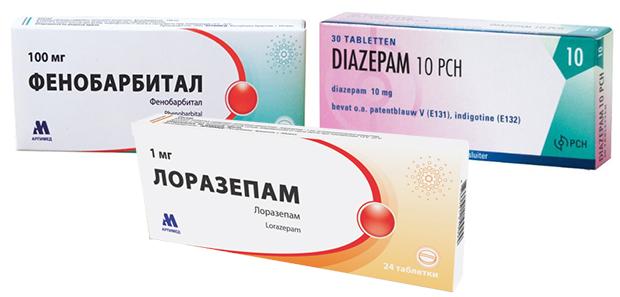 Препараты для симптоматической терапии