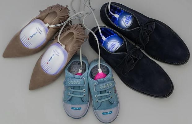 Выбор антигрибковой сушки для обуви