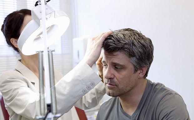 Диагностика себорейного дерматита
