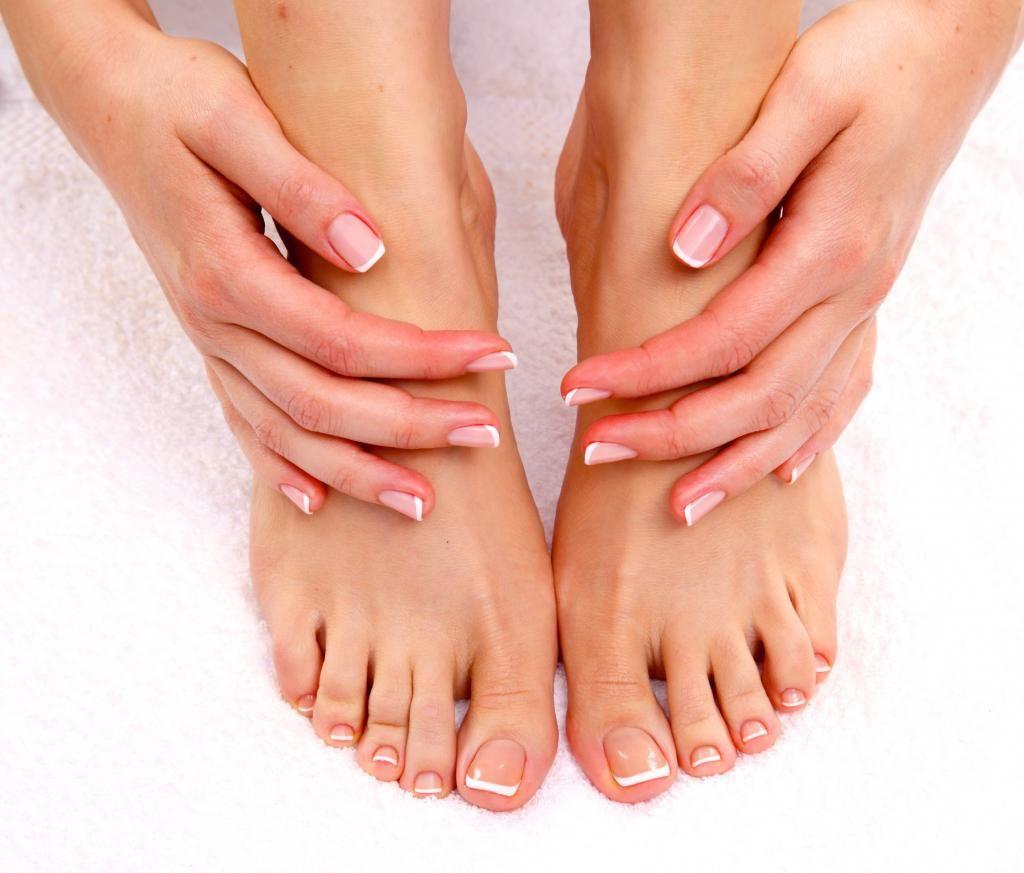 Dermatofity nogtej