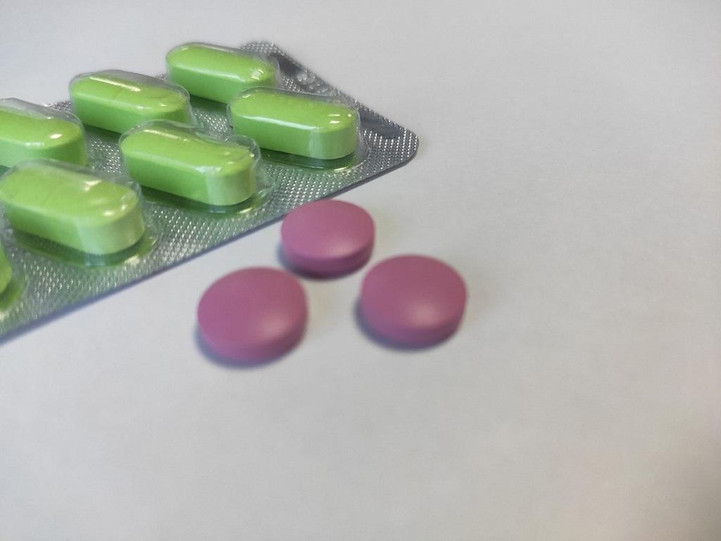 Tabletki ot gribkov